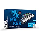 Music Maker – 2021 Performer Edition – Music Maker Premium 2021 Edition + USB-Pad-Controller.|Plus|multiple|limitless|PC|Disc|Disc